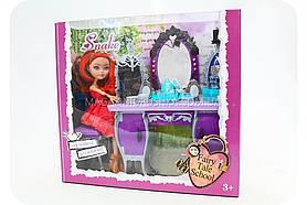 Игровой набор Кукла Ever After High с мебелью 1201A