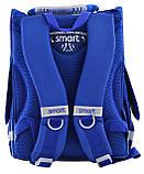 Рюкзак школьный ортопедический каркасный Smart PG-11 London код: 555987, фото 4