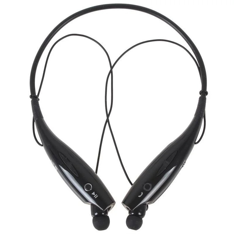 Bluetooth наушники на шею беспроводная гарнитура Heonyirry HBS-730 с микрофоном