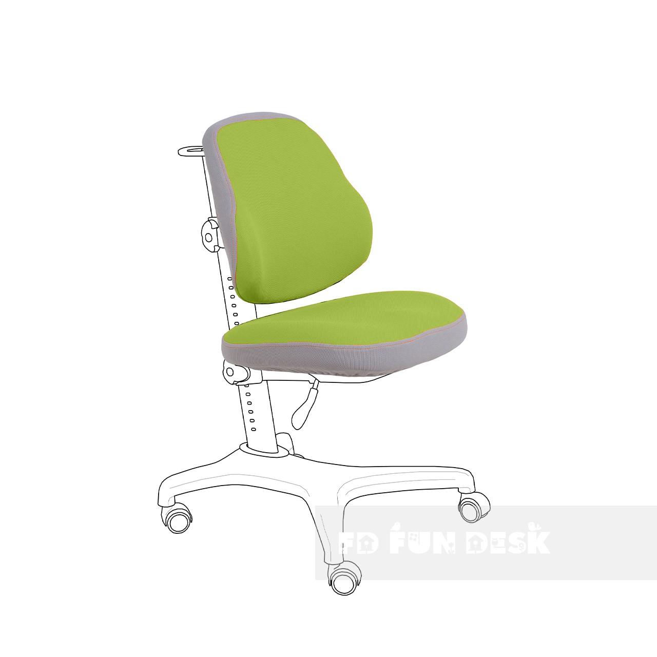 Чехол для кресла Inizio Green FunDesk