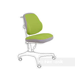 Чехол для кресла Inizio Green FunDesk, фото 2