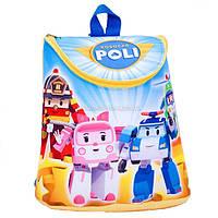 Рюкзак «Робокар Поли» 00194-6, фото 1