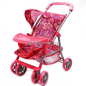 Игрушечная коляска для кукол, Melogo, 36х30х55 см (M9304BWT)