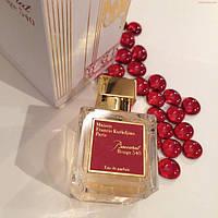 Женская нишевая парфюмированная вода Maison Francis Kurkdjian Baccarat Rouge 540 70ml