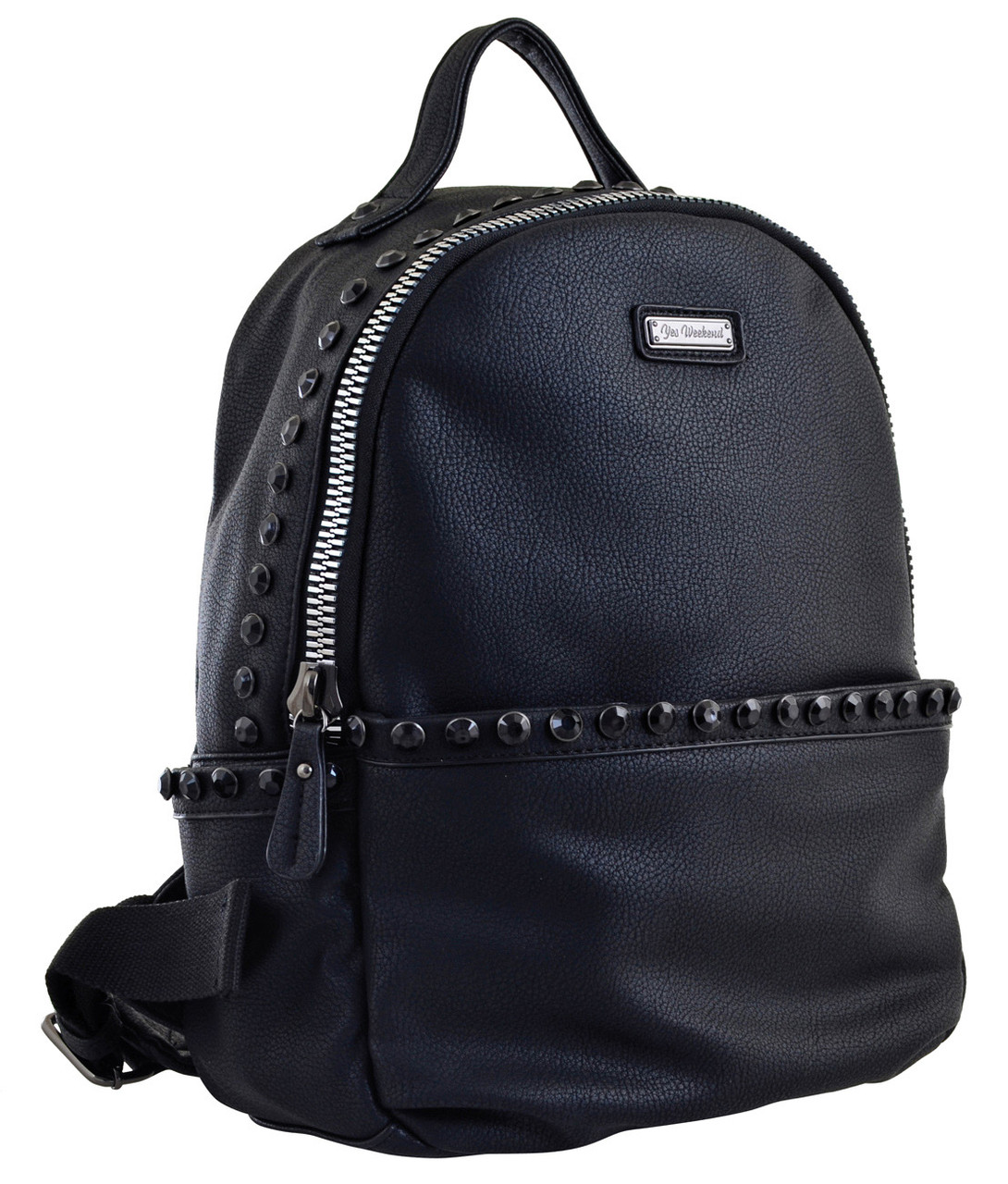 Рюкзак женский YES YW-15 черный код: 556944