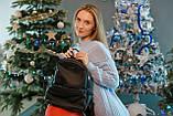 Рюкзак женский YES YW-15 черный код: 556944, фото 6