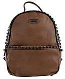Рюкзак женский YES YW-15, светло-коричневый , код: 556948, фото 2