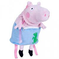 Рюкзак-игрушка «Свинка Пеппа» - Джордж