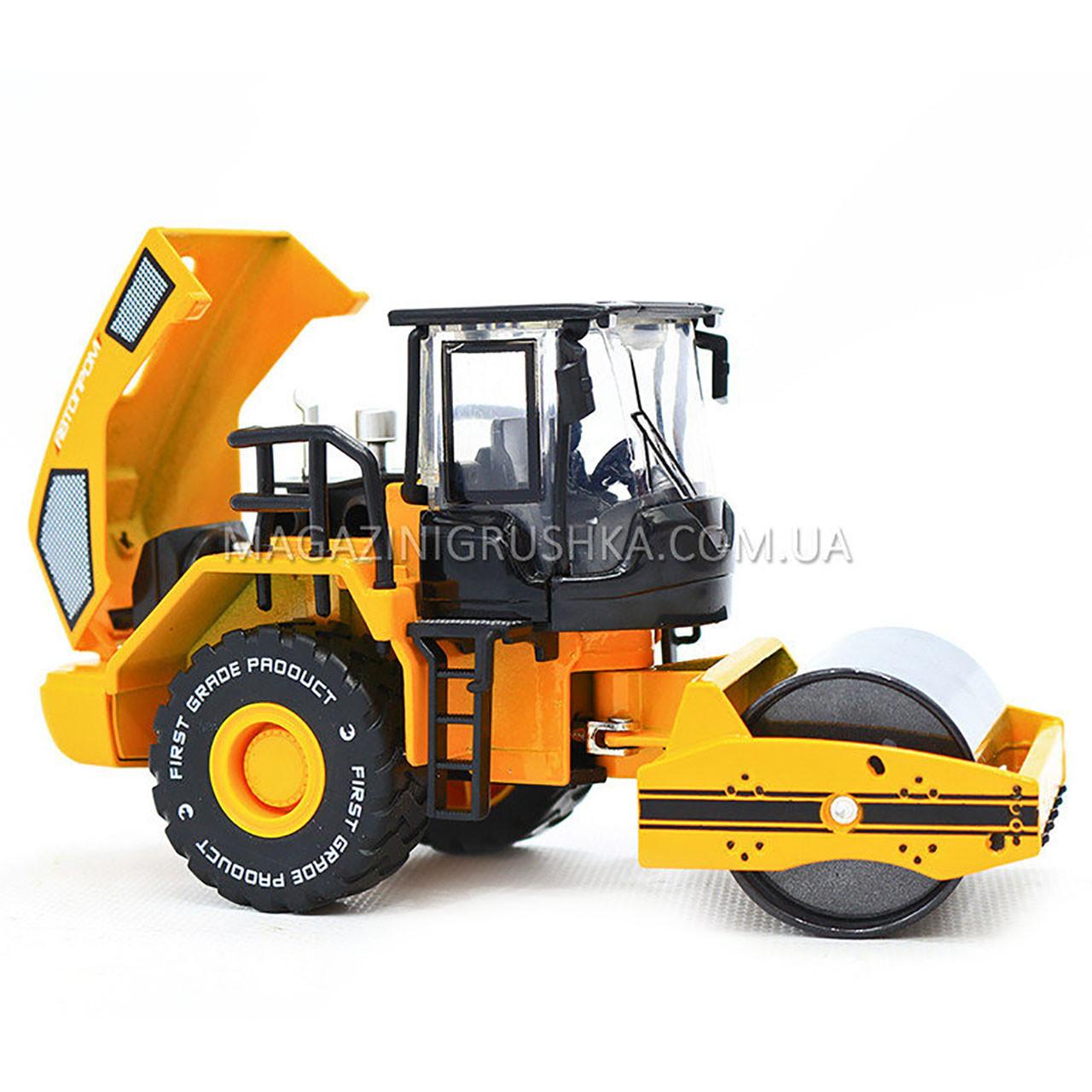 Машинка ігрова автопром «Трактор штеффі» 7768