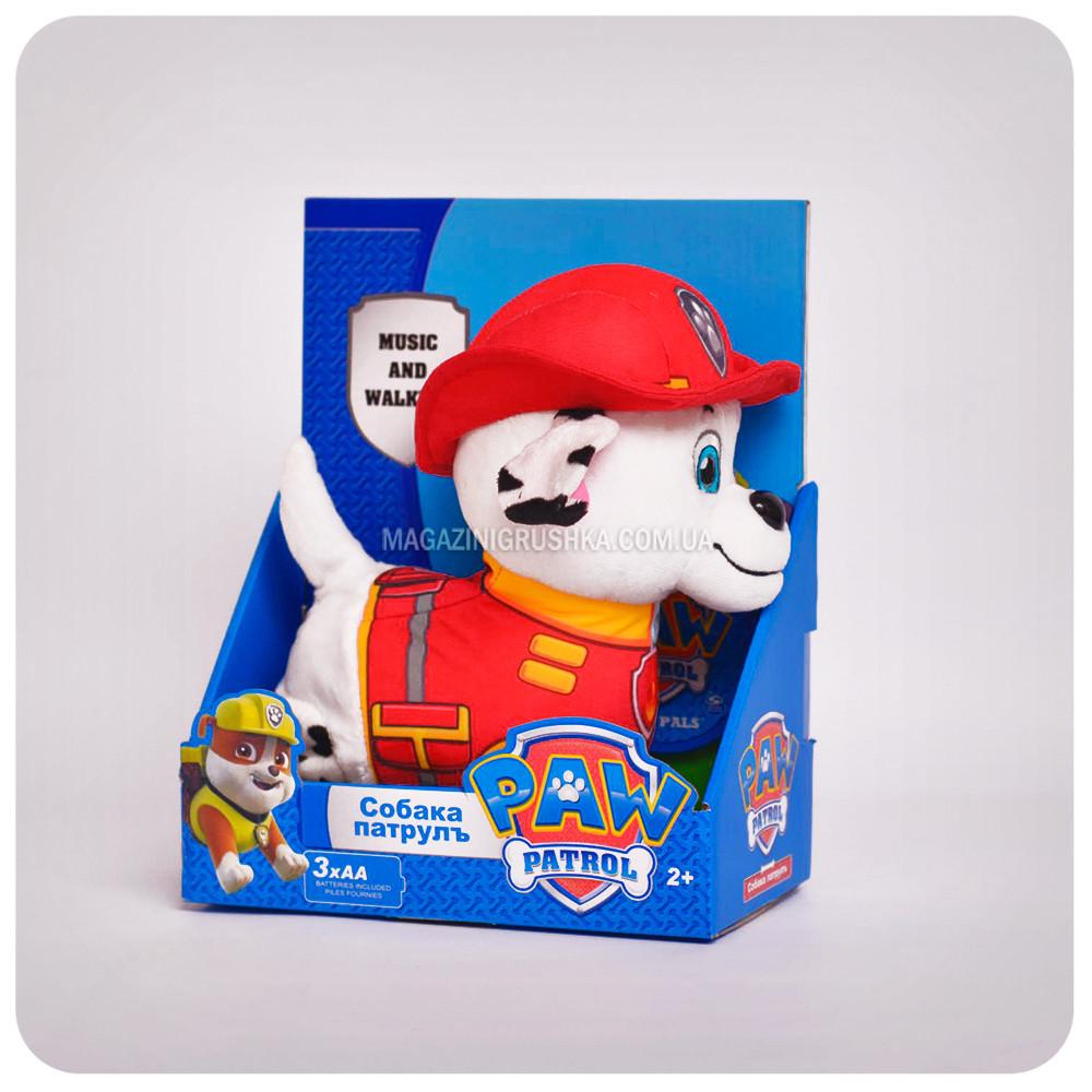 Интерактивная мягкая игрушка «Щенячий патруль»
