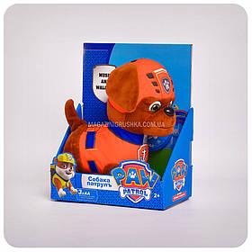 Интерактивная мягкая игрушка «Щенячий патруль» Зума