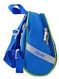 Рюкзак детский дошкольный 1 Вересня K-26 Steel Force код: 556473, фото 4