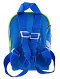 Рюкзак детский дошкольный 1 Вересня K-26 Steel Force код: 556473, фото 5