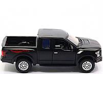 Машинка інерційна Автопром «Ford F-150» Чорний зі світловими і звуковими ефектами (7864), фото 3