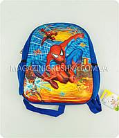 Рюкзачок детский 3D «Человек-паук» spiderman1