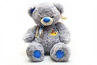 Мягкая игрушка «Медвежонок Бублик 01» поющий 42 см, фото 1