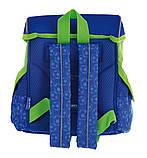 Рюкзак детский дошкольный ортопедический каркасный YES K-27 Born To Play код: 556529, фото 3