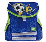Рюкзак детский дошкольный ортопедический каркасный YES K-27 Born To Play код: 556529, фото 5