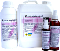 Фамідез® Дезодерм гель - поліспиртовий антисептик на основі ізопропанолу без ЧАС, 0,5 л (дозатор)