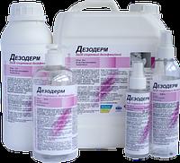 Фамідез® Дезодерм - поліспиртовий антисептик на основі ізопропанолу без ЧАС, 1 л