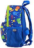 Рюкзак детский дошкольный 1 Вересня K-16 Monsters код: 556579, фото 3