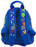 Рюкзак детский дошкольный 1 Вересня K-16 Monsters код: 556579, фото 4
