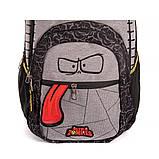 "Рюкзак молодежный YES T-85 ""Zombie"", серый , код: 558284, фото 8"