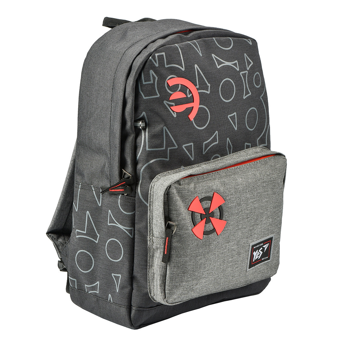 Рюкзак молодежный YES T-67 Vice versa код: 558281