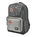 Рюкзак молодежный YES T-67 Vice versa код: 558281, фото 2