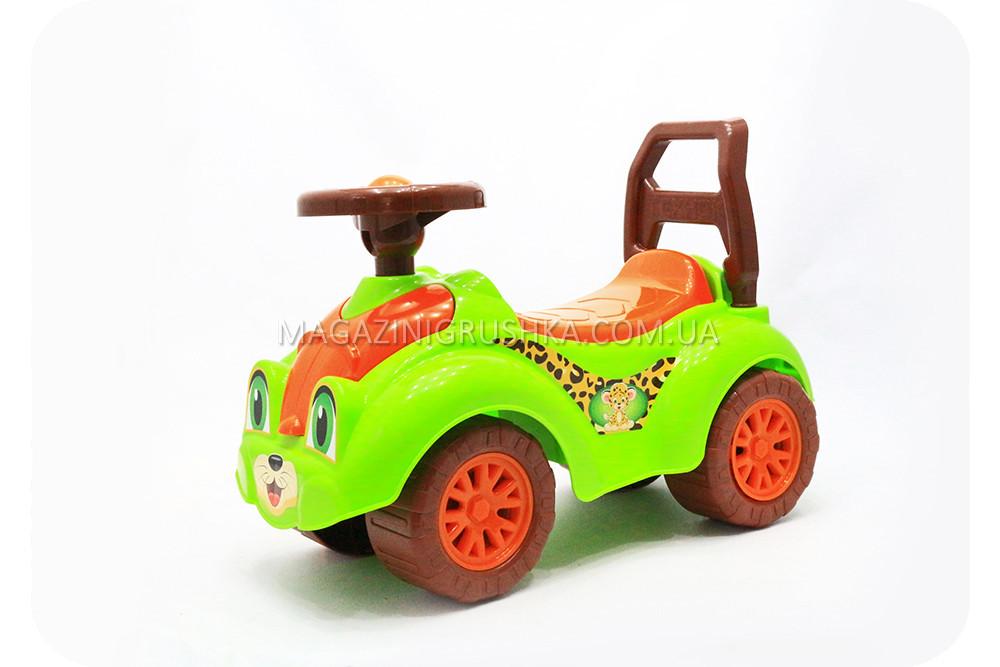 Каталка-толокар «Авто для прогулок» ТехноК 3428