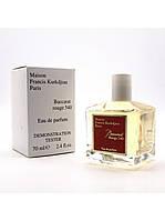 Женская нишевая парфюмированная вода Maison Francis Kurkdjian Baccarat Rouge 540 70ml(test)