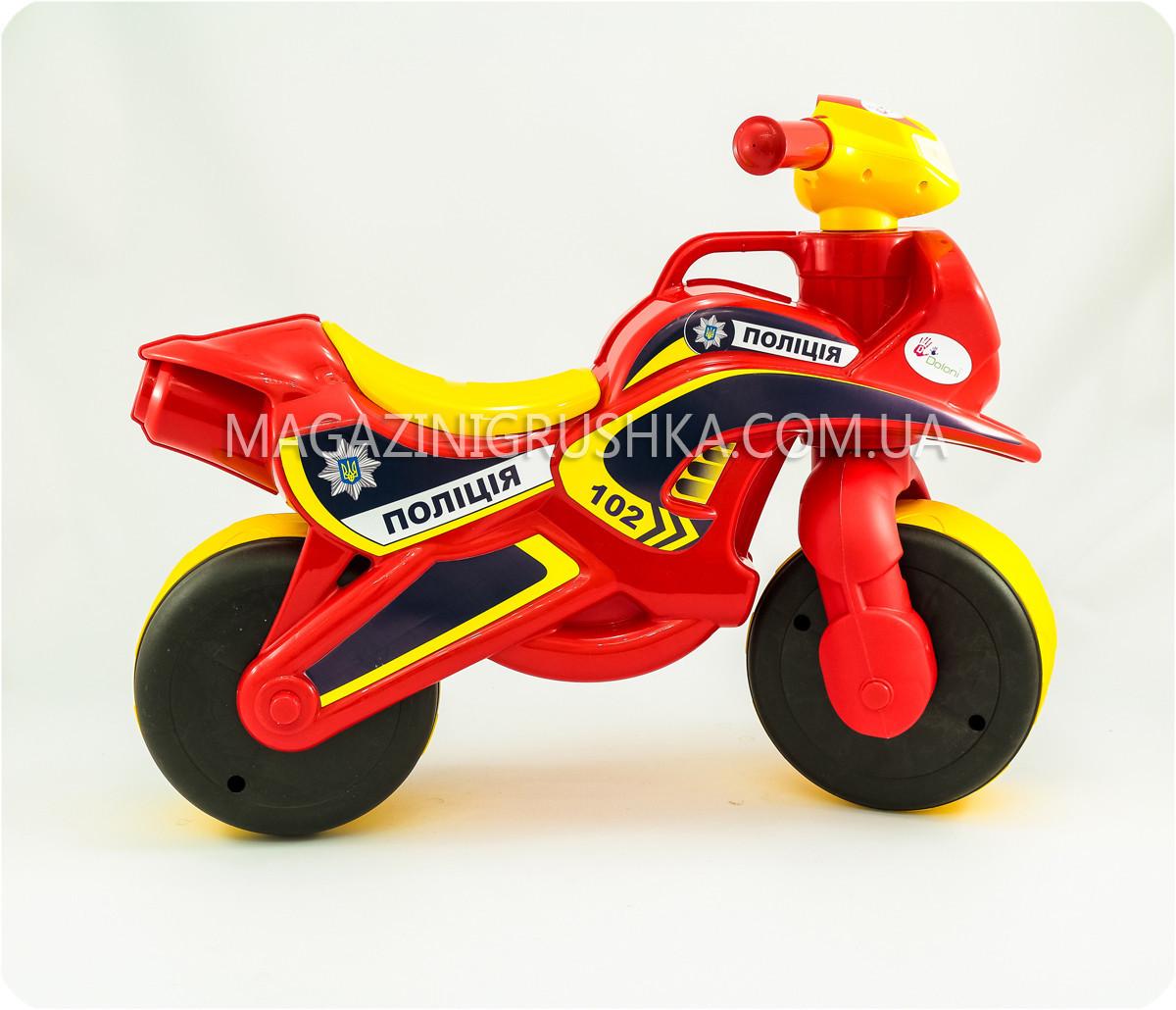 Мотоцикл Байкер Спорт 0139/10B немузыкальный