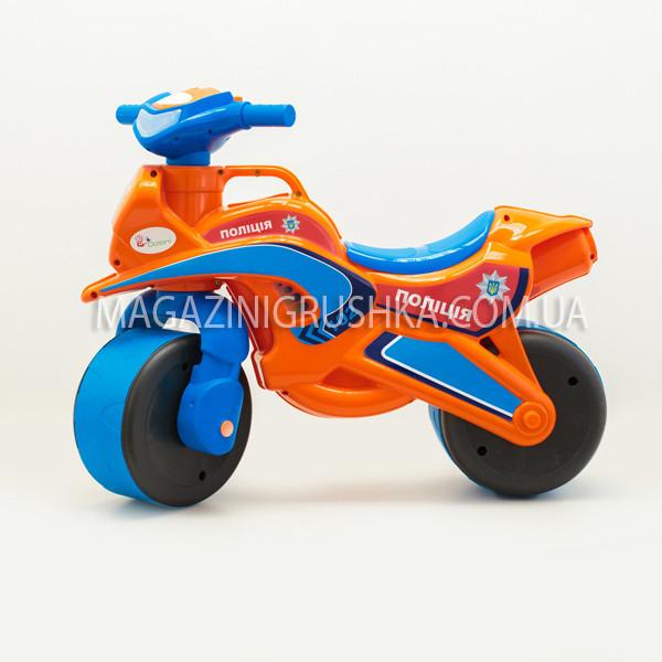 Мотоцикл Байкер Спорт 0139/530 музыкальный