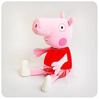 Мягкая игрушка «Свинка Пеппа» - Пеппа (42 см)
