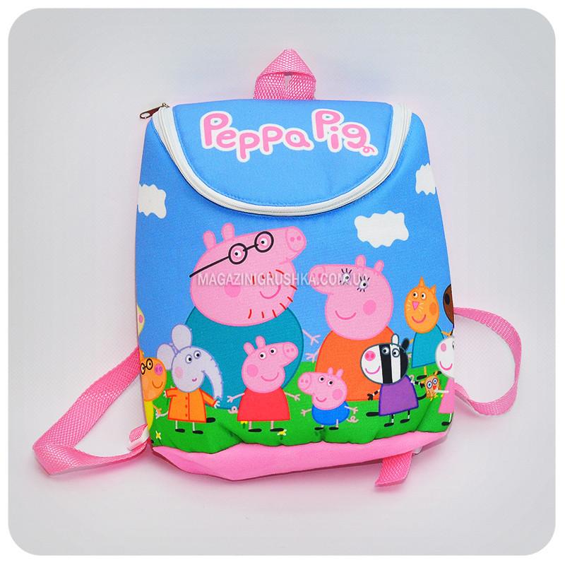 Рюкзак «Свинка Пеппа» - peppa1