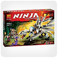 """Конструктор Ninja """"Титановый дракон"""", фото 1"""
