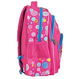 Рюкзак школьный Smart ZZ-01 Сolourful spots код: 556807, фото 2