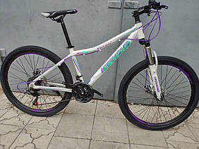 """Горный алюминиевый велосипед 26"""" HARMOND MAGIC DD на рост 140-165 см, фото 2"""