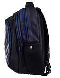 Рюкзак школьный YES T-22 Step One Grey код: 556982, фото 4