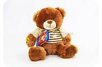 Мягкая интерактивная игрушка-повторюшка «Медвежонок» - 2 вида, фото 1