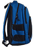 Рюкзак школьный Smart SG-25 Navy код: 557111, фото 4