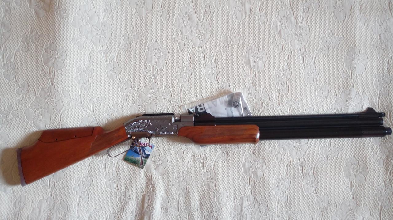 Винтовка PCP пневматическая Sumatra 2500 Long  4.5  5,5  мм