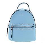 Рюкзак женский YES YW-47 «Bennito» голубой код: 557806, фото 2