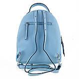 Рюкзак женский YES YW-47 «Bennito» голубой код: 557806, фото 5