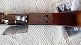 Винтовка PCP пневматическая Sumatra 2500 Long  4.5  5,5  мм, фото 10