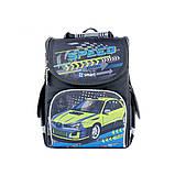 Рюкзак школьный ортопедический каркасный SMART PG-11 Speed код: 556006, фото 2