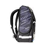 Рюкзак школьный ортопедический каркасный SMART PG-11 Speed код: 556006, фото 3