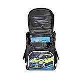 Рюкзак школьный ортопедический каркасный SMART PG-11 Speed код: 556006, фото 6