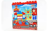 Конструктор «City series» - Пожарная машина 5027/9/32, фото 1