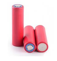 Аккумулятор 18650 Li-Ion Sanyo UR18650GA, 3500mAh, 10A, 4.2 / 3.6 / 2.5V, ціна за шт, Red